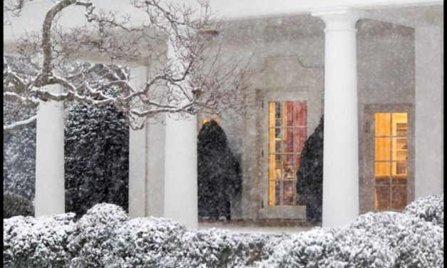 Tormenta invernal paraliza la costa Este del país