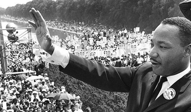 Día de Martin Luther King Jr 2016