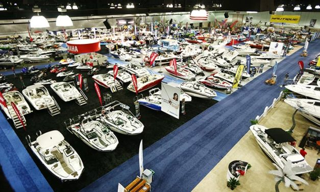 2016 Progressive Insurance Los Angeles Boat Show