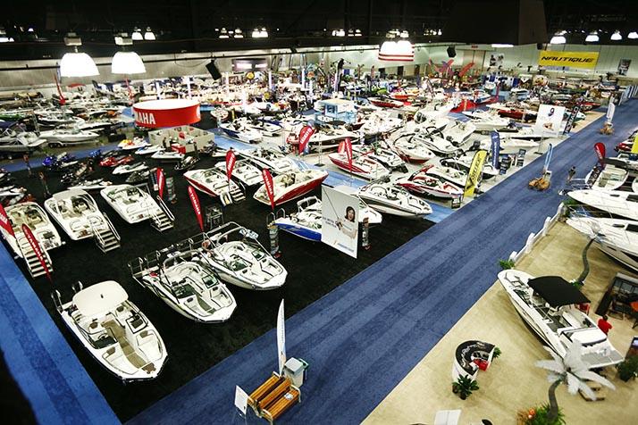 2016 Progressive Insurance Los Angeles Boat Show