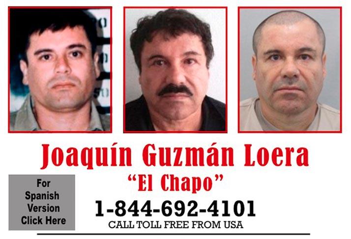 México inicia extradición de «El Chapo» a los Estados Unidos