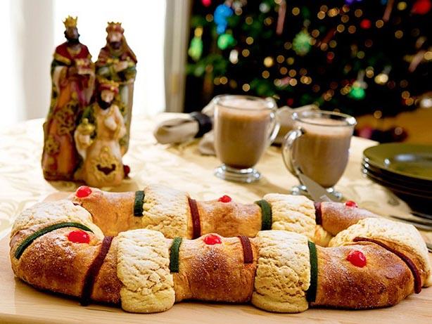 Rosca de Reyes sabrosa tradición que crece en E.U.