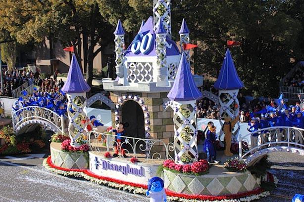 Disneyland Resort se lleva el «Trofeo Extraordinario» del Desfile de las Rosas 2016