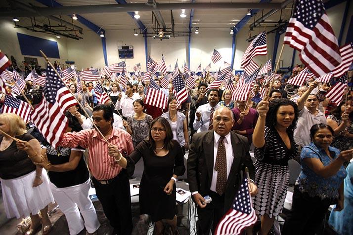 Feria de Ciudadanía en Santa Ana