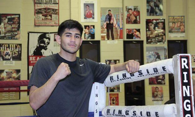 Alexis Rocha debuta en el boxeo profesional peleando el 4 de marzo en L.A.
