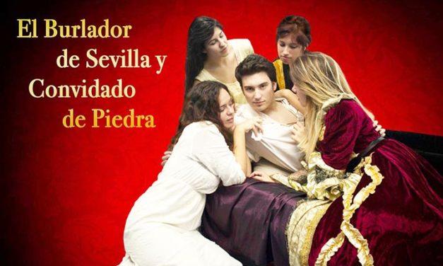 El burlador de Sevilla (El convidado de piedra) en el Teatro Bilingüe de las Artes