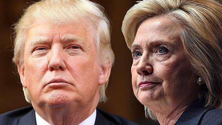 Hillary y Trump se imponen en Nevada y Carolina del Sur respectivamente