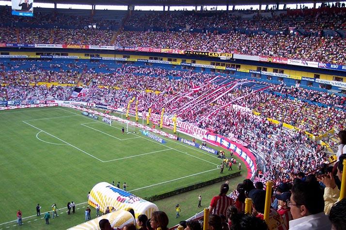 Aniversario del «Monumental» Estadio Jalisco