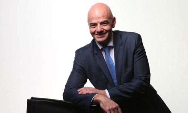 Gianni Infantino nuevo presidente de la FIFA