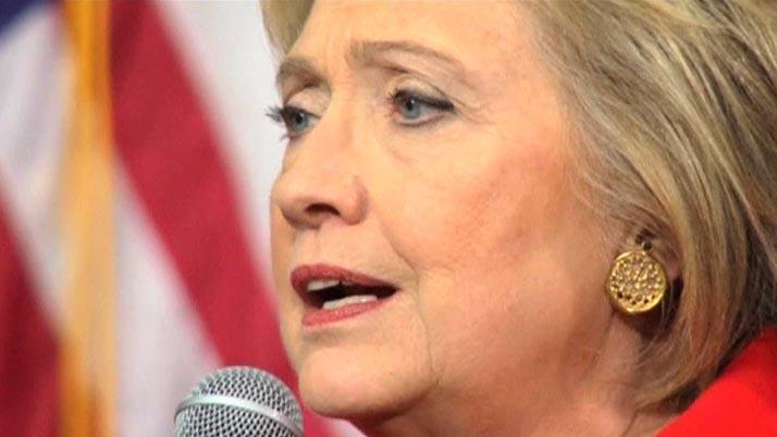 Hillary llega fuerte a las 11 elecciones primarias del «Súper-martes»