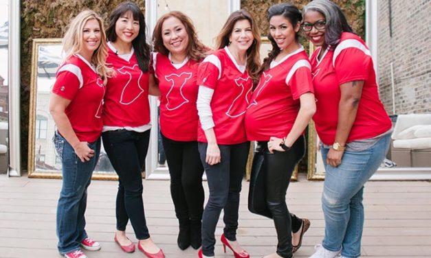 Día Nacional de Vestir Rojo: Viernes 5 de febrero