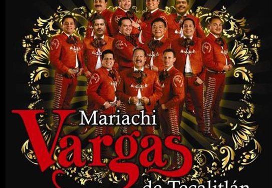 ¡Se acerca la hora del Mariachi Vargas, el mejor regalo de Valentine's Day!
