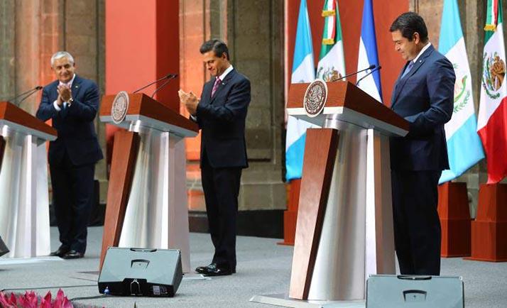 México y Honduras llegan a acuerdos de primer nivel