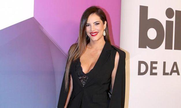 Gaby Espino será anfitriona de Premios Billboard de la Música Latina