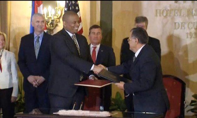 Histórico: Obama visitará Cuba