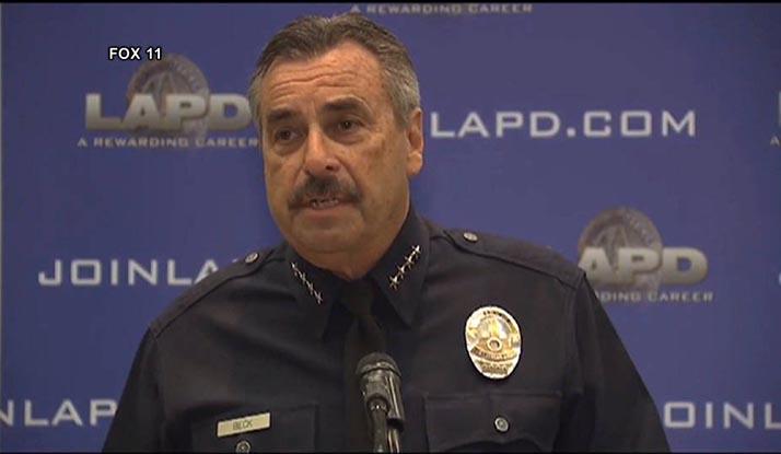 Dos policías de Los Ángeles acusados de abusar sexualmente de mujeres mientras estaban en funciones