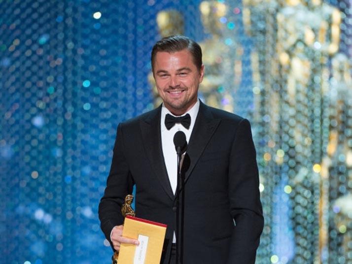 Con «El Renacido» DiCaprio obtiene su primer Oscar, Iñárritu su segunda estatuilla