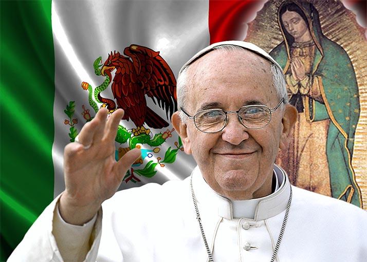 Desde hoy México recibe al Papa Francisco y puedes seguirle los pasos de cerca a través de Miniondas y Google