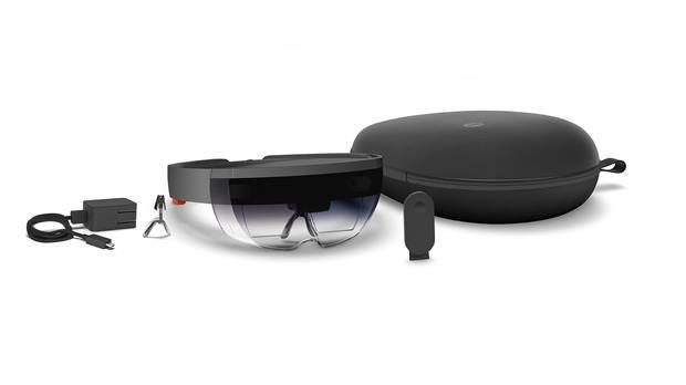 Microsoft pone en venta sus anteojos de realidad aumentada HoloLens