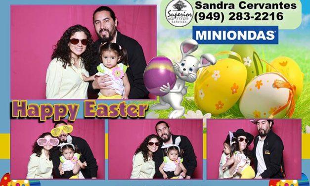 PhotoBooth Miniondas – OC Heritage Museum Easter Egg Hunt