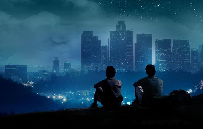 """El actor Adrián Nuñez habla de su película """"30 Days With My Brother"""""""