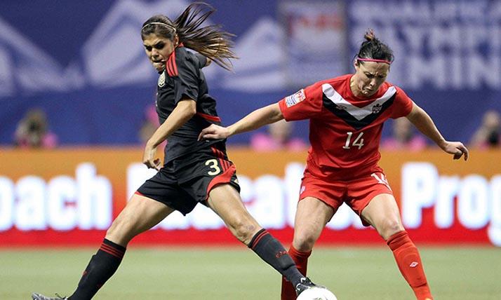 Concacaf forma Grupo de Liderazgo de Fútbol Femenino