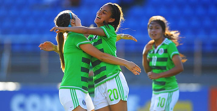 México clasificó a su cuarto Mundial Sub-17