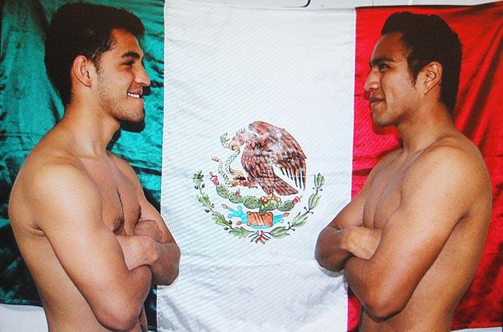 Duelo de mexicanos: Carlos «Fino» Ruiz Vs. Joel «Jooe» Montes de Oca por el Título Súper Pluma