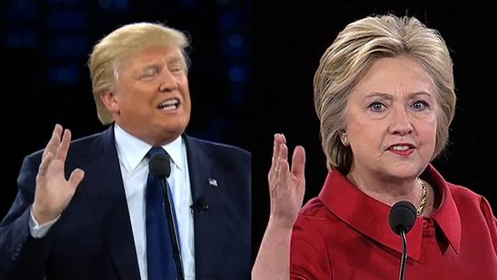 Discurso de Hillary para AIPAC más a la derecha que Trump con respecto a Israel