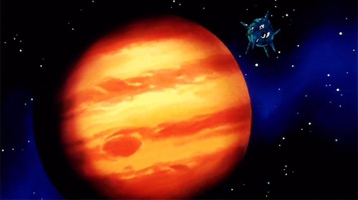 El pasado 8 de marzo: Eclipse de Sol y mejor día del año para ver a Júpiter