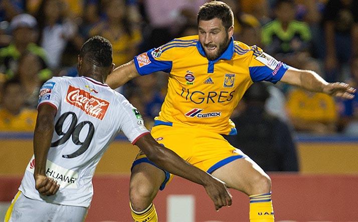 Comienzan las semi-finales de la Liga de Campeones 2015-16 Scotiabank CONCACAF