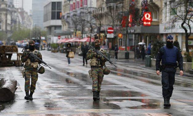 ISIS ataca Bruselas, 30 muertos