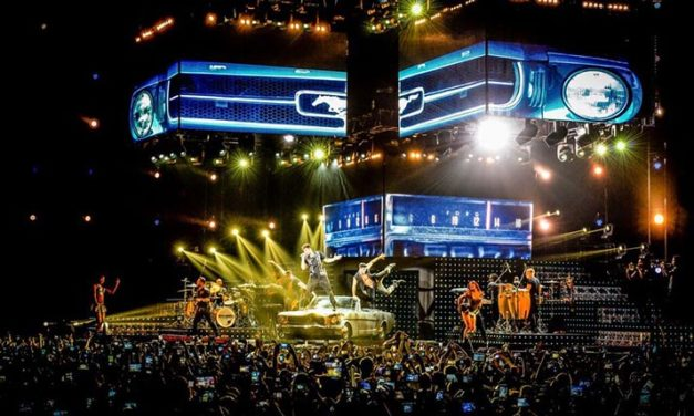 Ricky Martin rompe récord de audiencia con su «One World Tour»