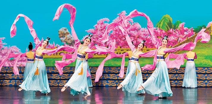 Shen Yun, la danza de los seres divinos, regresa al sur de California