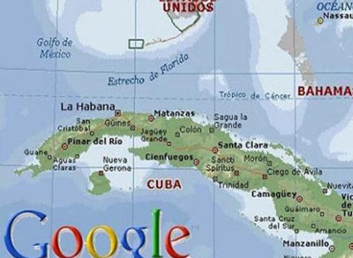 Google introducirá el Internet de alta velocidad en la isla de Cuba
