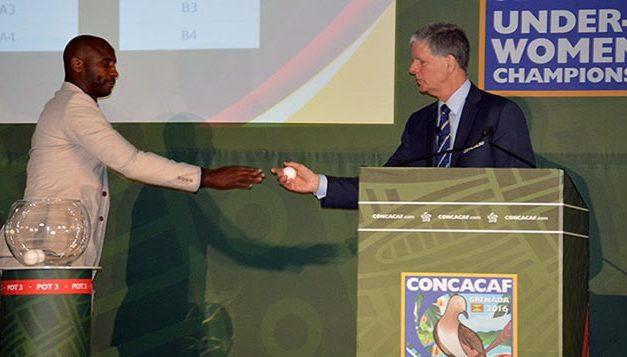 Anuncian jugadoras para el Campeonato Femenino Sub-17 de CONCACAF Grenada 2016