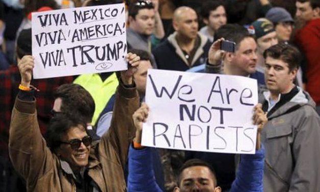 Manifestantes de Chicago causan que se suspenda acto de Trump