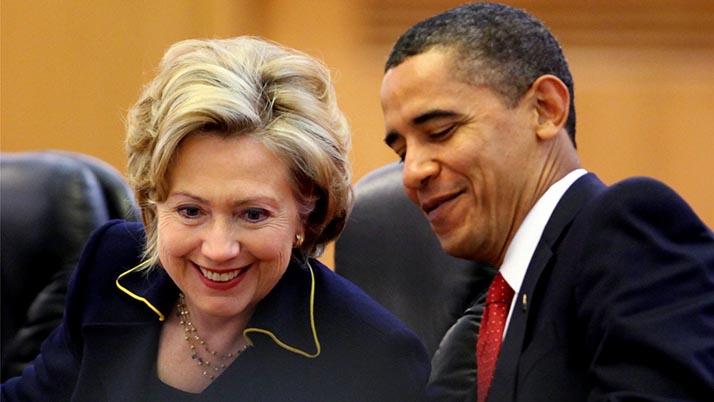 Barack Obama se decide por apoyar abiertamente a Hillary Clinton