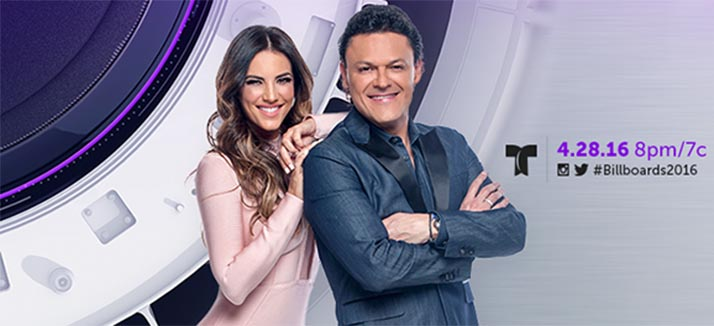 Entrega de los Premios Billboard de la Música Latina
