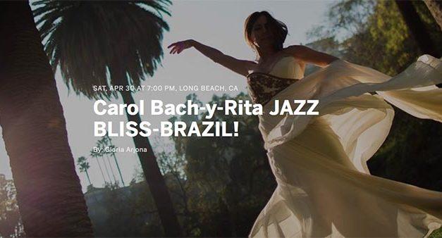 Primer concierto del año bajo las Estrellas: ¡Cuarteto brasileño Carol Bach-y-Rita!