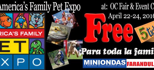 America's Family Pet Expo 2016