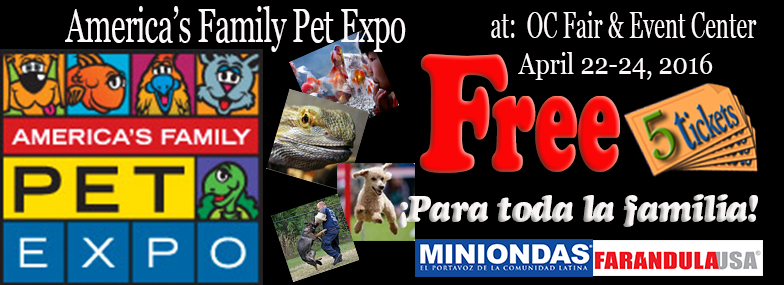 America's Family Pet Expo 2016
