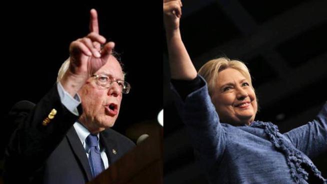 Sanders y Cruz ganan con una amplia ventaja en Wisconsin mientras que Clinton y Trump tropiezan