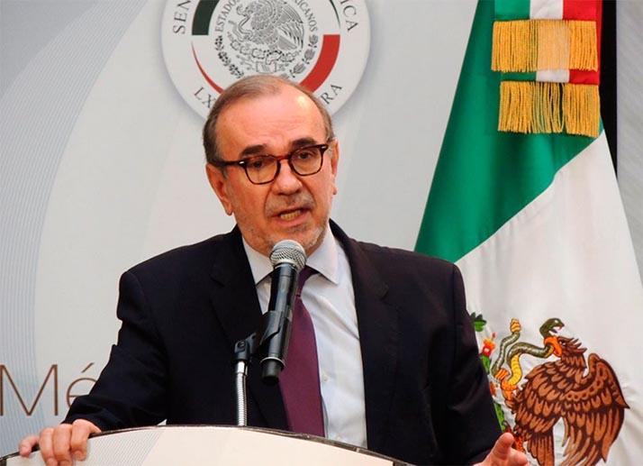 Carlos Sada nuevo embajador de México en E.U.
