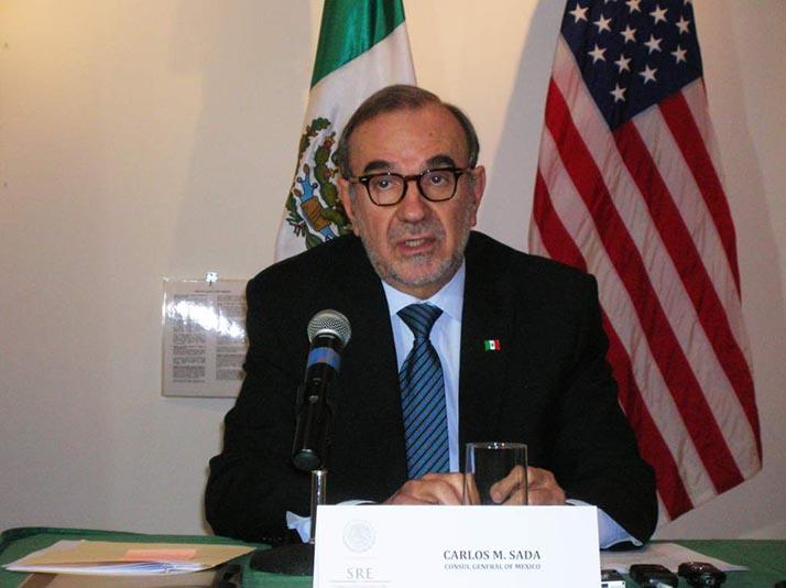 México cambia de timón en Washington