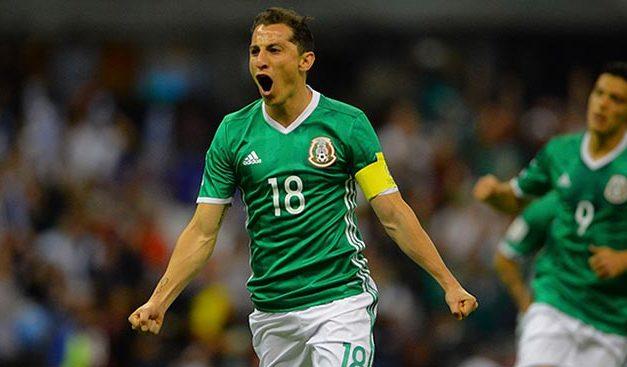 México termina invicto eliminatorias a la Copa Mundial