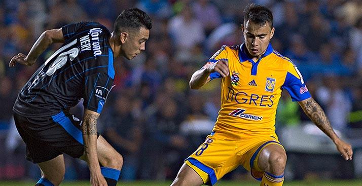 Tigres optimista para el duelo contra Querétaro