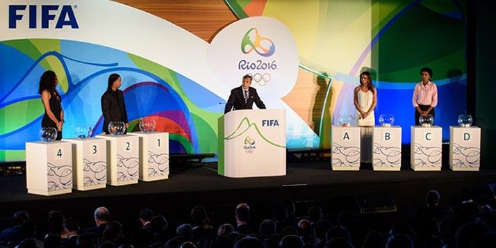 Equipos de CONCACAF ya conocen a sus rivales Olímpicos