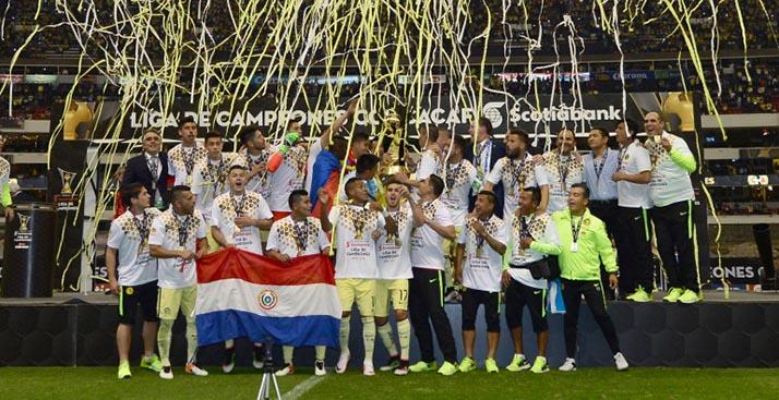 ¡Club América repite como campeón en SCCL!
