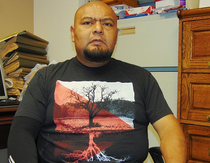Gerardo Alquisira necesita donante de riñón para prolongar su vida